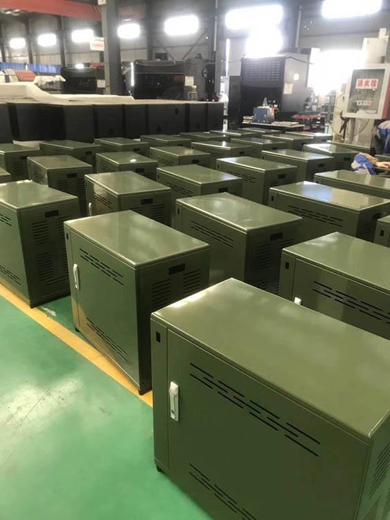 南京某炮兵学院2019年8月份采购定制平板电脑充电柜90台