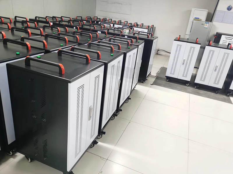 斯里兰卡采购速成特供平板电脑充电柜120台