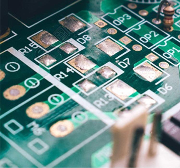 合肥蓝景电子有限责任公司2019年八月自动化工程电路板合肥贴片十万张